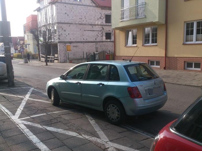 Mistrzowie Parkowania w Ustce - ustka24.info