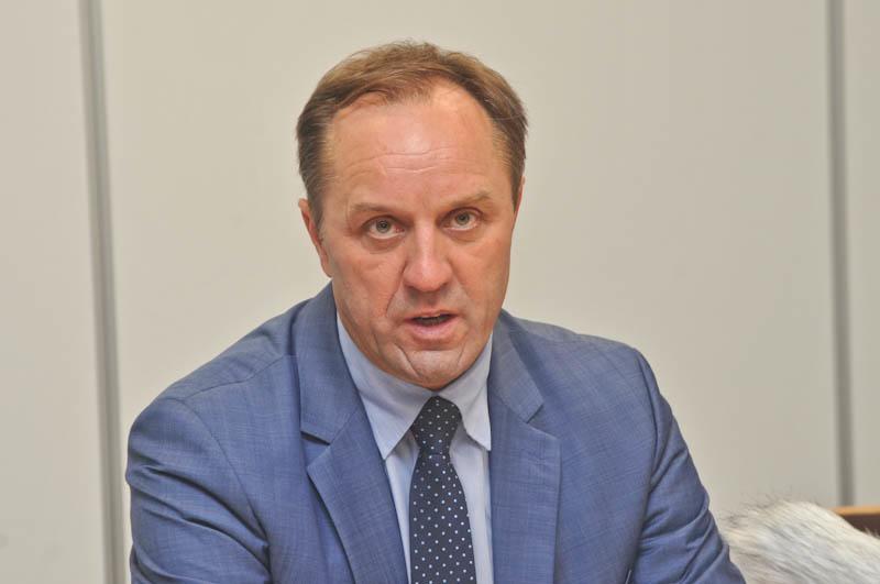 Marszałek woj.pomorskiego - ustecki port ma szanse na duży rozwój - ustka24.info
