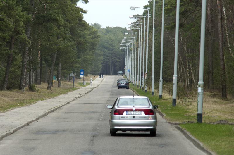 Ulica Wczasowa w Ustce - ustka24.info
