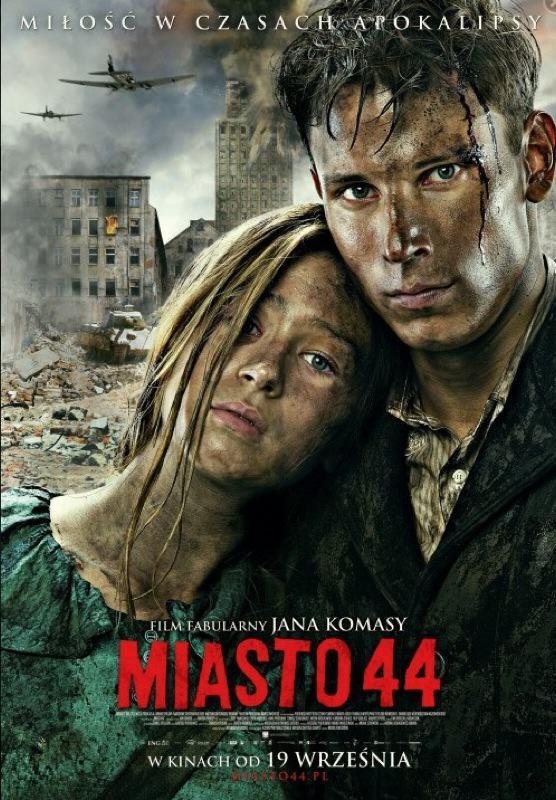 "Kino Delfin zaprasza na film ""Miasto 44"" - ustka24.info"