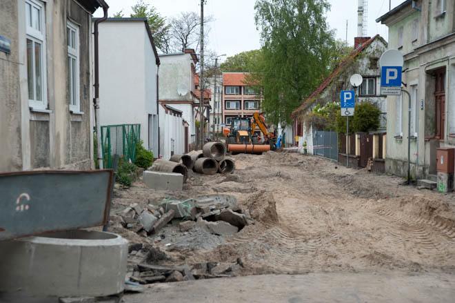 W kwietniu rusza przebudowa ulicy Sprzymierzeńców
