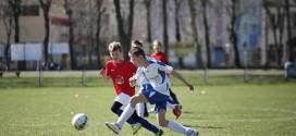 Dobry weekend juniorów klubu piłkarskiego Jantar Ustka
