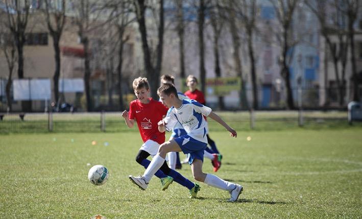 Dobry weekend juniorów klubu piłkarskiego Jantar Ustka - ustka24.info
