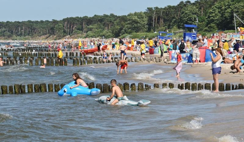 ustecka plaża- Najlepsza Plaża w Polsce - ustka24.info