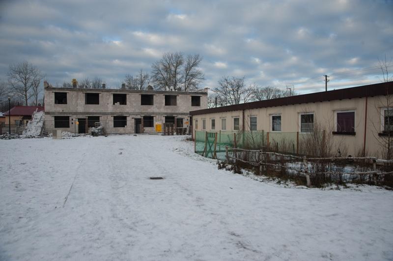 Nowy budynek socjalny powstaje w Ustce - ustka24.info