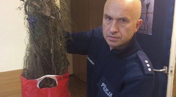 Policjanci zatrzymali kłusownika, który nielegalnie poławiał ryby na Słupi