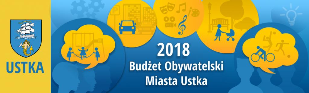 Ruszyło głosowanie wniosków Budżetu Obywatelskiego Miasta Ustka - ustka24.info