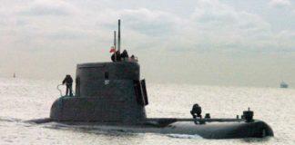 """Ustka chce przejąć okręt podwodny ORP """"Kondor"""" i stworzyć muzeum - ustka24.info (fot. Wikipedia)"""