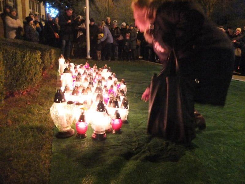 Mieszkańcy Ustki pożegnali zmarłego tragicznie prezydenta Gdańska - ustka24.info