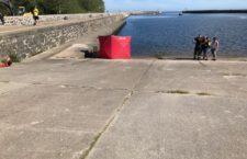 Ciało kobiety wyłowiono z kanału portowego w Ustce - ustka24.info