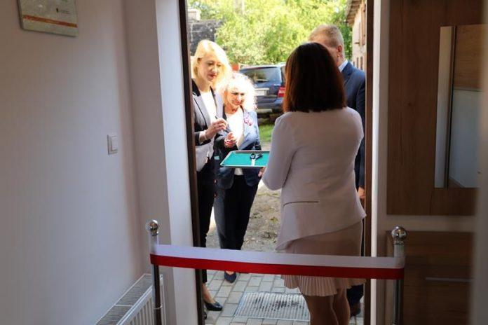 W centrum Ustki powstało mieszkanie wspomagane dla osób z niepełnosprawnością - ustka24.info