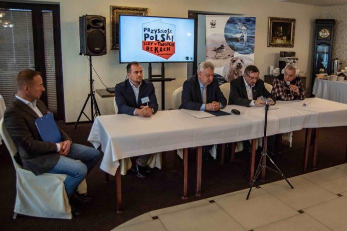 Mieszkańcy Pomorza, ekolodzy i politycy wspólnie o ratowaniu Bałtyku - ustka24.info