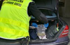 Strażnicy graniczni z Ustki znaleźli narkotyki w samochodzie osobowym - ustka24.info