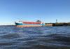 Ponad 40 tysięcy ton kruszywa wyładowano w porcie Ustka - ustka24.info