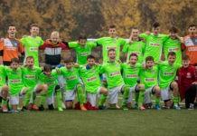 Junior C1 z MKS Jantar Ustka wicemistrzem jesieni w lidze pomorskiej - ustka24.info