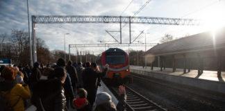 Linia kolejowa Słupsk - Ustka - Słupsk uruchomiona - #ustka24info