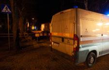 Wyciek gazu na remontowanej ulicy Mickiewicza w Ustce - ustka24.info
