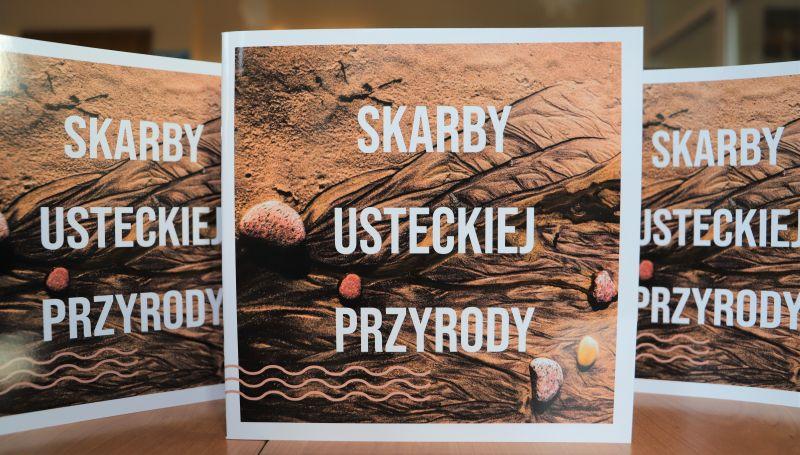 """""""Skarby Usteckiej Przyrody"""". Nowe wydawnictwo promocyjne Ustki - ustka24.info"""