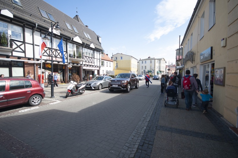 Po 10 stycznia ulicą Marynarki Polskiej pojedziemy po staremu - ustka24.info