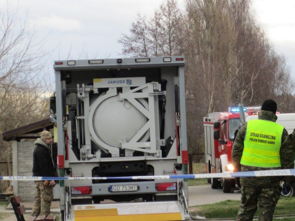 Koniec ewakuacji bloku w Ustce. Mieszkańcy wracają do domów - ustka24.info