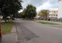 Czasowe zamknięcie ulicy Jagiellońskiej w Ustce - ustka24.info